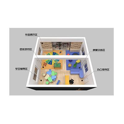 资源教室平面设计图
